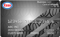 Esso Business Fleet Card
