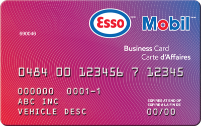 Esso And Mobil Business Fleet Card Esso And Mobil Fleet Fuel Cards For Business Esso Fleet Fuel Card For Business